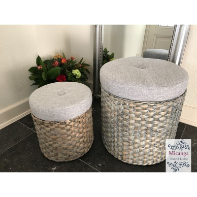 Hocker Countyfield rond XL (rechts)