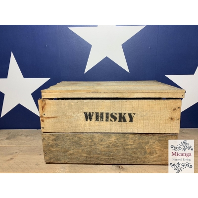 Whisky woonkisten XL