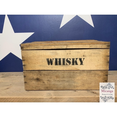 Whisky woonkisten L