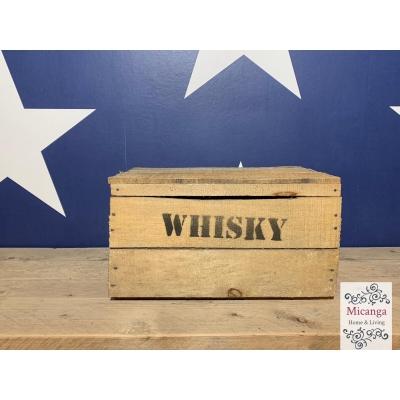 Whisky woonkisten M